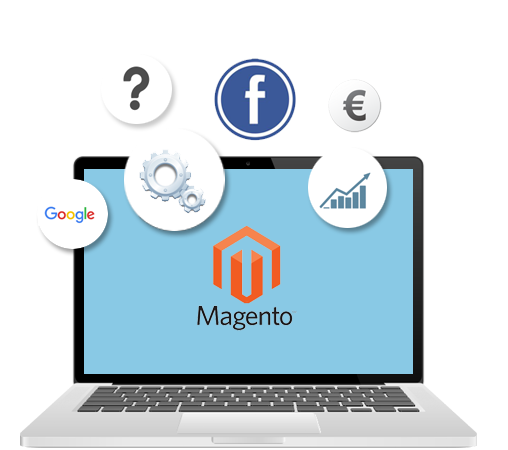 Magento webshop support