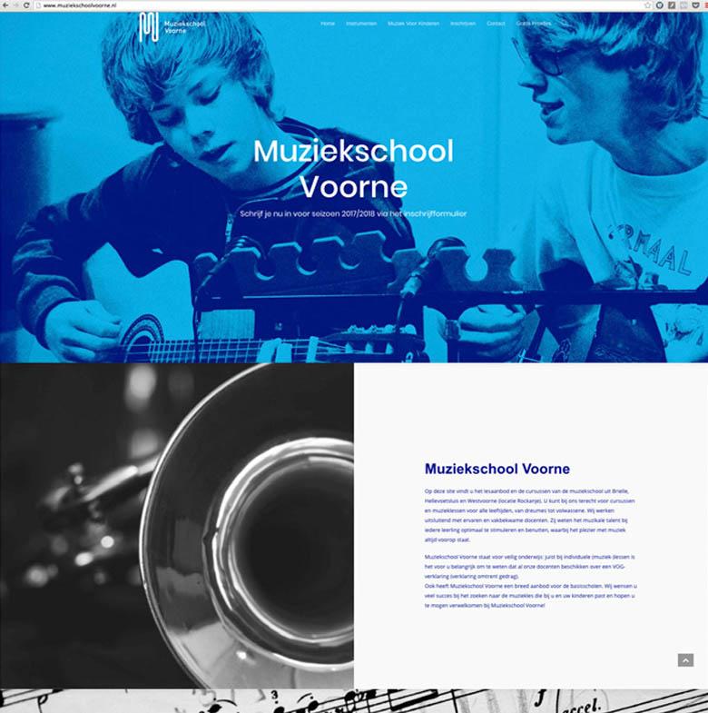 Muziekschool Voorne